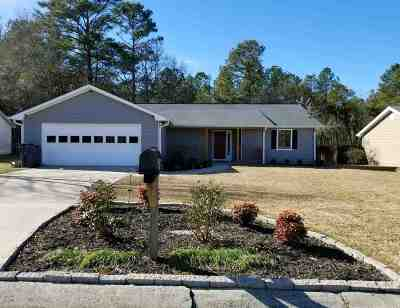 Warner Robins GA Single Family Home For Sale: $118,900