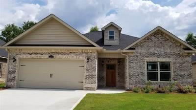 Warner Robins GA Single Family Home For Sale: $179,300