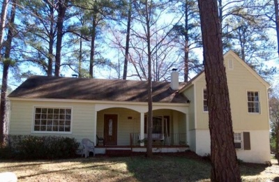 Macon Single Family Home For Sale: 1317 Wesleyan Drive