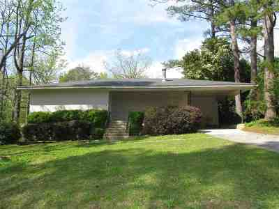 Macon Single Family Home For Sale: 2841 Gwinnett Drive