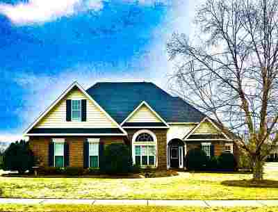 Warner Robins Single Family Home For Sale: 100 Flora Circle