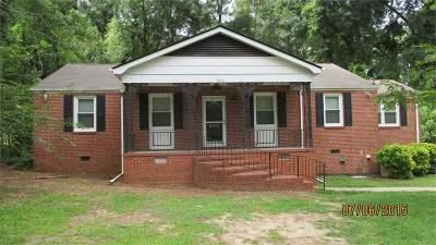 Macon Single Family Home For Sale: 975 North Pierce Avenue