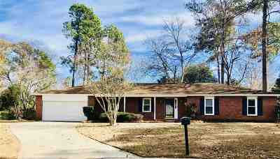 Perry Single Family Home For Sale: 102 Valley Ridge Drive