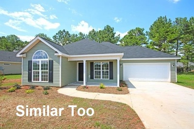 Perry Single Family Home For Sale: 104 Chaparral Drive