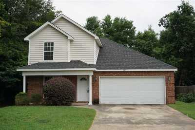 Warner Robins Single Family Home For Sale: 107 Verona Court