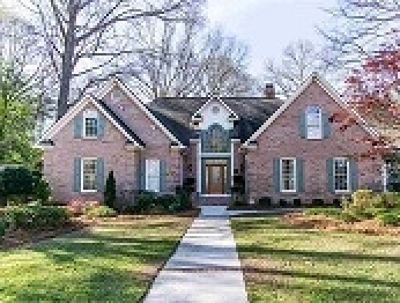 Warner Robins Single Family Home For Sale: 104 Bunkers Trail