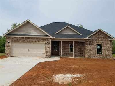 Perry Single Family Home For Sale: 224 Rainsong Trail