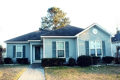 Warner Robins Single Family Home For Sale: 427 Dunmurry Place