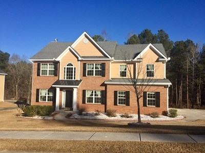 Macon Single Family Home For Sale: 531 Thomaston Overlook Drive