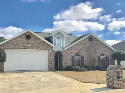 Warner Robins Single Family Home For Sale: 106 Emerald Court