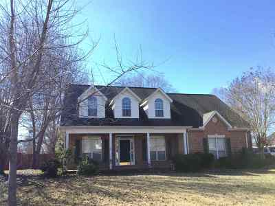 Warner Robins Single Family Home For Sale: 109 Ballyhara