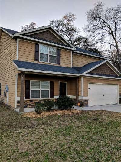Warner Robins Single Family Home For Sale: 214 Cade Terrace