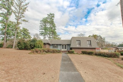 Warner Robins Single Family Home For Sale: 107 Deerwood Circle
