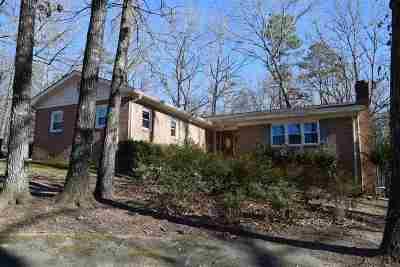 Macon Single Family Home For Sale: 1433 Johnson