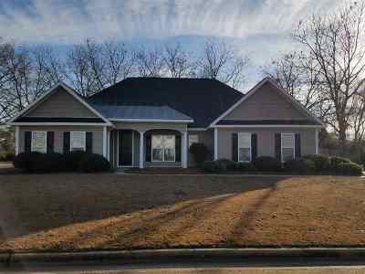 Kathleen Single Family Home For Sale: 245 Grove Lane
