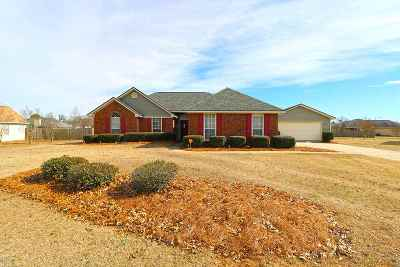 Warner Robins Single Family Home For Sale: 216 Settlers Trail