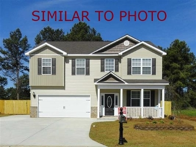Perry Single Family Home For Sale: 327 Rippling Water Way