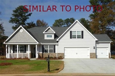 Perry Single Family Home For Sale: 399 Ansley Way