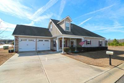 Perry Single Family Home For Sale: 156 Fallen Acorn Court