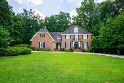 Macon Single Family Home For Sale: 100 Bradford Drive