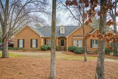 Macon Single Family Home For Sale: 209 Hampton Court