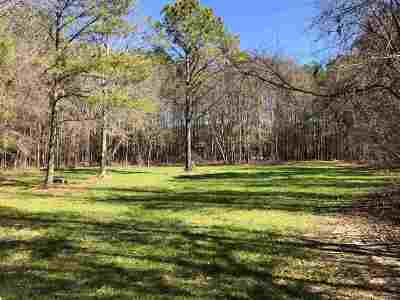 Perry Residential Lots & Land For Sale: Bembry Road