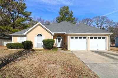 Warner Robins Single Family Home Verbal Agreement: 107 Woodfield Drive