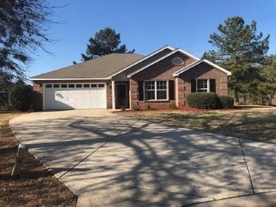 Warner Robins Single Family Home For Sale: 1219 Johnson Road