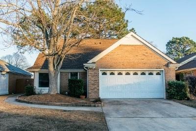 Warner Robins Single Family Home For Sale: 103 Plantation Drive