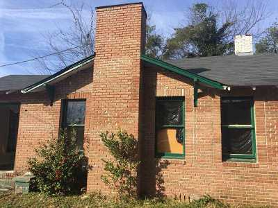 Macon Single Family Home For Sale: 805 Ponce De Leon