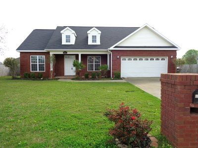 Warner Robins Single Family Home For Sale: 111 Dovecot Drive