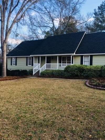 Macon Single Family Home For Sale: 140 Bransford Drive