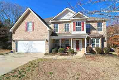 Bonaire Single Family Home For Sale: 606 Silver Thorn Court