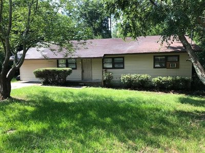 Macon Single Family Home For Sale: 2644 Bonnie Avenue