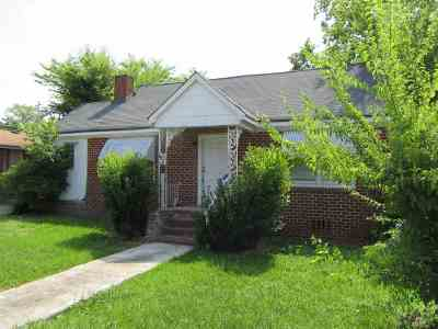 Macon Single Family Home For Sale: 2420 Adams Avenue