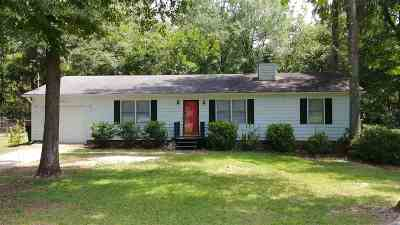 Macon Single Family Home For Sale: 248 Jefferson Circle