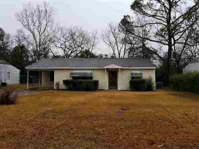Warner Robins Single Family Home For Sale: 118 Demetree Drive