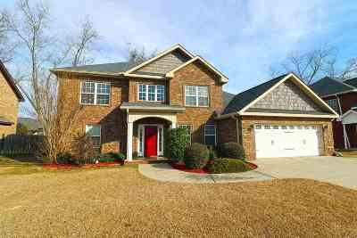 Warner Robins Single Family Home For Sale: 604 Cheshire Drive