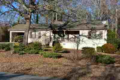 Macon Single Family Home For Sale: 239 Tidwell Drive
