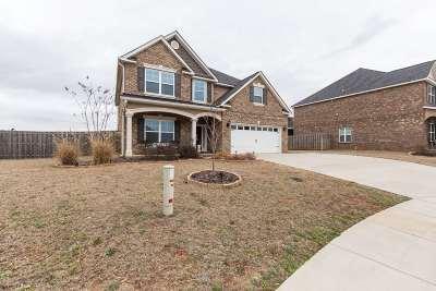 Warner Robins GA Single Family Home For Sale: $240,000
