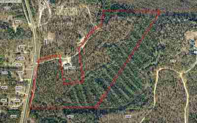 Crawford County Residential Lots & Land For Sale: 31.67 Acres Boy Scout Rd