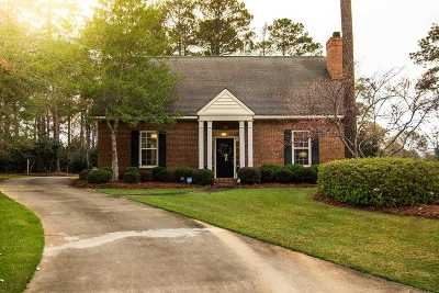 Perry Single Family Home For Sale: 104 Derby Downs