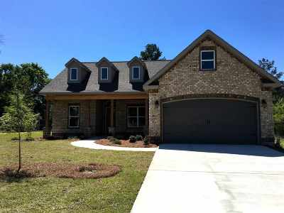 Perry Single Family Home For Sale: 306 Legacy Park Drive