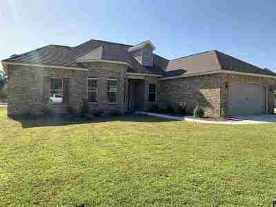 Perry Single Family Home For Sale: 314 Legacy Park Drive