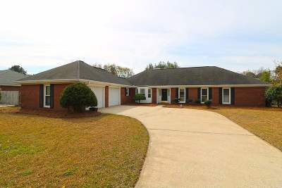 Warner Robins GA Single Family Home For Sale: $199,900