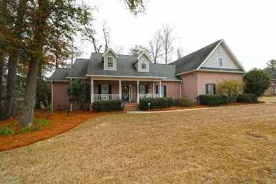 Warner Robins GA Single Family Home For Sale: $249,900