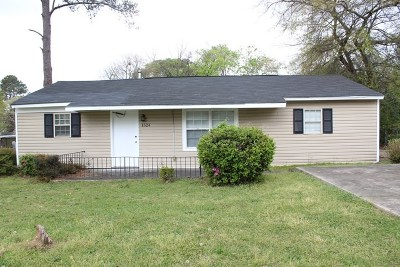 Macon Single Family Home For Sale: 1524 Hurley Circle