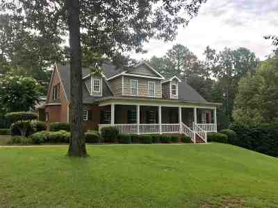 Fort Valley Single Family Home For Sale: 194 Nicholas Drive