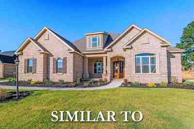 Houston County, Peach County Single Family Home For Sale: 818 Kyler Lane