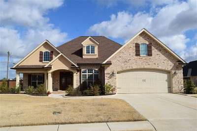 Warner Robins GA Single Family Home For Sale: $294,900